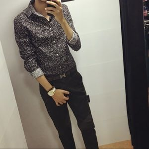 Casual Long Sleeve H&M shirt
